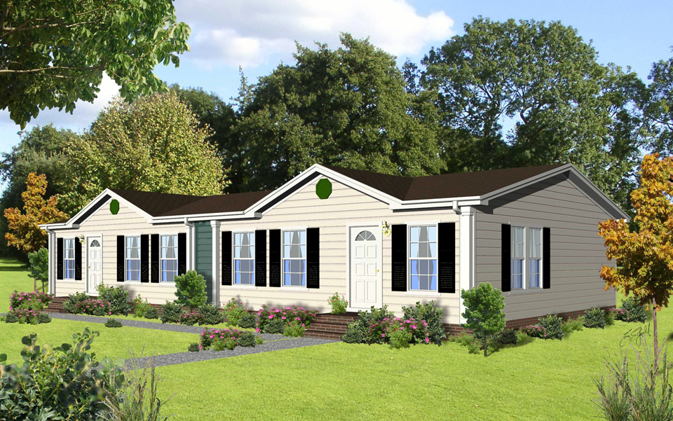 Duplex Manufactured Homes